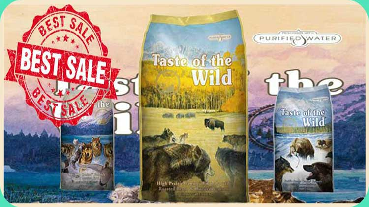aste of the Wild Dry Dog Food