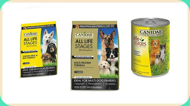 Canidae Dog Food Review – Dog Food Advisor of Petdogplanet