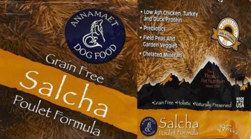 Annamaet Dog Food – Totally Grain Free (Dry)