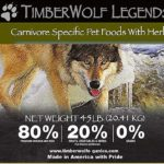 TimberWolf Wild and Natural (Dry)