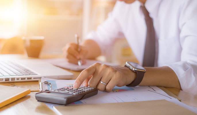 Calculating the Overall Cost