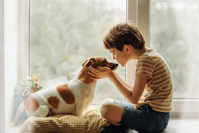 Can a Child Take Care of a Pet