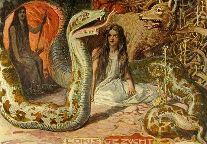 serpents as symbols of fertility
