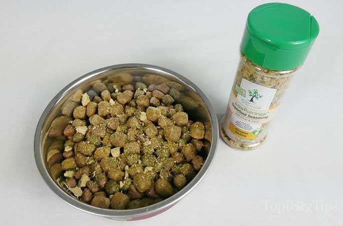 Dog Food Seasoning