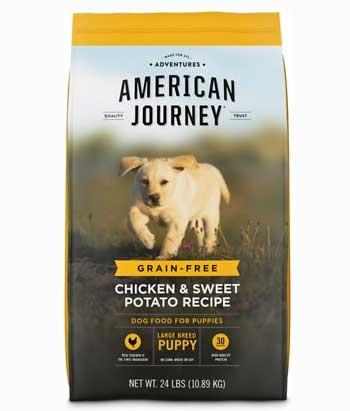American Journey Chicken & Sweet Potato Recipe