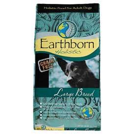 Earthborn Holistic Large Breed dog food