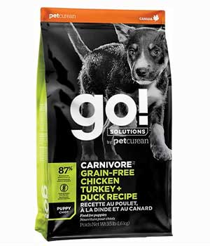 Go! Solutions Carnivore Grain-Free dog food review