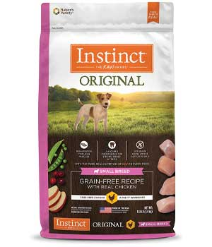 Instinct by Nature's Variety Original Small Breed Grain