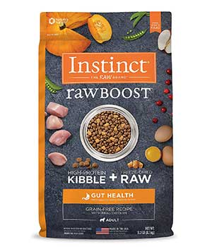 Instinct Raw Boost Gut Health Grain-Free Recipe