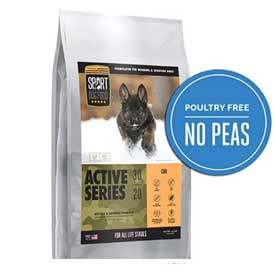 Sport Dog Food Active Series Cub Buffalo & Oatmeal