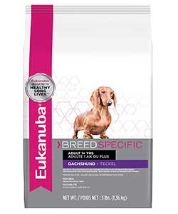 Eukanuba Breed Specific Adult Dog Food - Dachshund