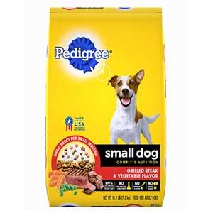 Pedigree dog food for Pomeranian