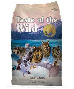 Best Dog Food For PitBulls Taste of The Wild