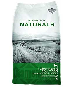 Diamond Naturals Large Breed Adult Chicken