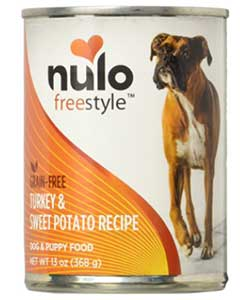 Nulo Freestyle Turkey & Sweet Potato
