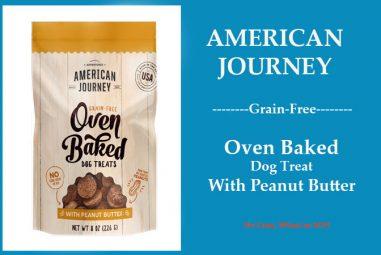 American Journey Peanut Butter Recipe Oven Baked Dog Treats
