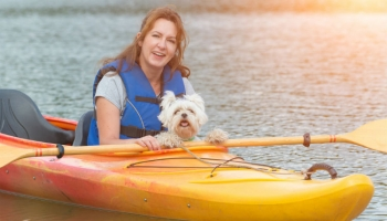 Kayaking With Dog   How to Prepare Your Dog for Kayaking